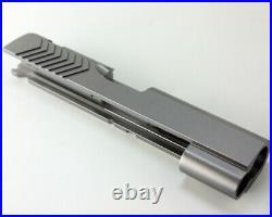 1911 & 2011 9mm/. 38 Super Slide Stainless, Commander 4.25, Novak, Monolithic