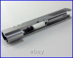 1911 & 2011 9mm/. 38 Super Slide Stainless, Commander 4.25, Novak, Raptor Cut