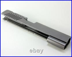 1911 & 2011 9mm/. 38 Super Slide Stainless, Full Size 5, Novak, Monolithic