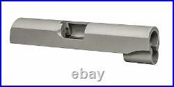 1911 Slide Commander 9mm/38 Super Carbon Bald