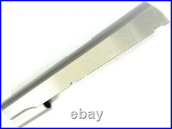 2-TONE STAINLESS STEEL 1911 Government Length Slide 9mm &. 38 Super 38