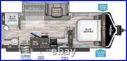 2021 Imagine 2600RB Super Slide, Queen BR, Theatre Seats, 6100 Lb, $259/Month