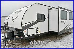 2021 Tracer 260BHSLE 10Sleepr, 13' SuperSlide, Fiberglass&Aluminum Frame $228/Mo