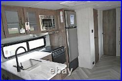 2021 Wildwood 282QBXL SuperSlide, Quad Bunkhouse, Camp Kitchen, QueenBR, $218/Mo