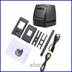 22MP Film Scanner 126KPK/135/110/Super 8 Films Slides & Negatives Compatible PC