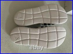 Adidas 5G Superstar Slides Sandals Super Soft Size 10 Brand New In Box White