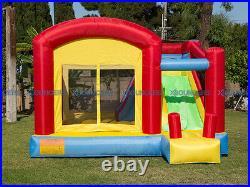 BRAND NEW Super Slide Bounce House Inflatable Moonwalk Jumper Castle