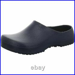 Birkenstock Super Birki Clogs Shoes Birki´s Alpro-Foam Sandals Mules Blue regula
