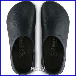 Birkenstock Super Birki Mens Blue Casual Sandals Slip On Slippers Clogs 068071