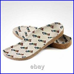 Birkenstock Super Men Birki Red Casual Sandal Slip On Slippers Clogs Size 068031