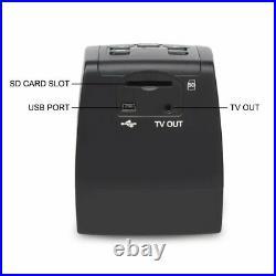 DIGITNOW Film Scanner with 22MP Converts 126KPK/135/110/Super 8 Films Slides