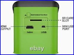 DIGITNOW Mini Digital Film & Slide Scanner Converts 35mm 110 & 126 and Super