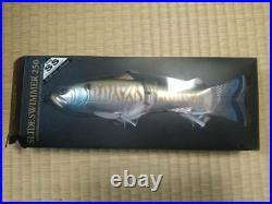 Deps slide swimmer 250 Super rare Platinum tiger Discontinued model limited