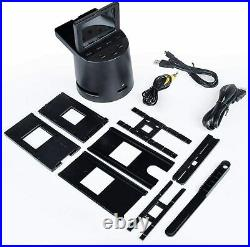 Digital Film &Slide Scanner with 22MP, Converts 35mm, 126, 110, Super 8 Films