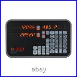 Dro Set für Myford ML7 / Super 7 Drehbank Kreuz Slide Encoder Drehbank Nicht