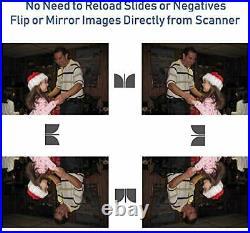 FS-Five Digital Film & Slide Scanner Converts 35mm 126 110 Super 8 & 8mm Film