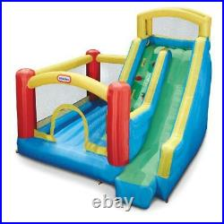Giant Inflatable Bounce House for Kids Bouncing Super Outdoor Big Slide Bouncer
