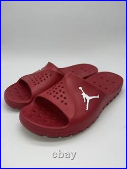 Jordan Super. Fly Team Slide Gym Red/White 716985-602 Size 11