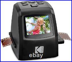 KODAK Mini Digital Film & Slide Scanner Converts 35mm, 126, 110, Super 8 & 8mm