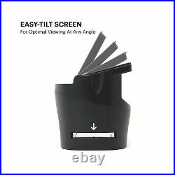 KODAK SCANZA Digital Film & Slide Scanner Converts 35mm, 126, 110, Super 8