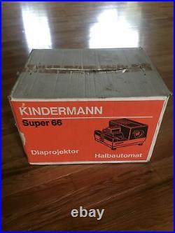 Kindermann Super 66 Slide Projector