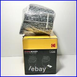 Kodak Scanza Digital Film & Slide Scanner Converts 35mm 126 110 Super 8 8mm NOB