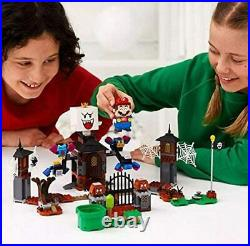 LEGO Super Mario King Boo and the Haunted Yard Expansion (71377) 431 Pieces