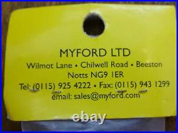 Myford Super 7 NEW metric cross slide screw and nut, Non PCF 30/140