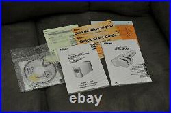 Nikon Super Coolscan 5000 ED LS-5000 Film/Slide Scanner withSF-210, SA-21 & MA-21