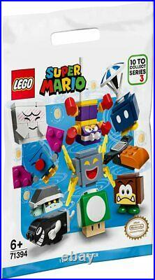 Nintendo LEGO Super Mario Brothers Character Pack Series 3 71394 Limited Japan