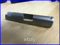 Para Ordnance 9mm 3 1/2 Inch Stainless Steel 1911 / 2011 Slide Standard 38 super