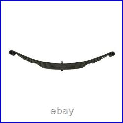 Posies Super Slide 1002L Front Spring, 48 Inch Axle, 2 In Drop