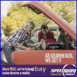 Posies Super Slide 1955-57 Chevy 4-Door/Wagon/Nomad Leaf Spring-3 In