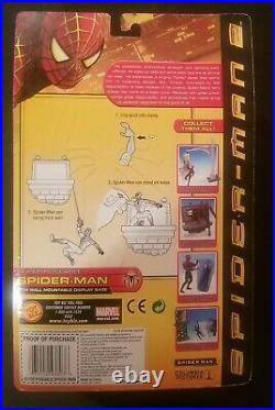 Spiderman 2 Movie Set Of 6 Toy Biz Aerial Flipping Super Poseable Shoot Slide +