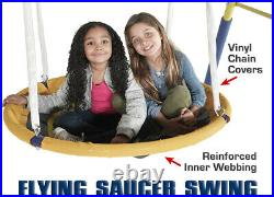 Sportspower Super Star Swing and Slide Set