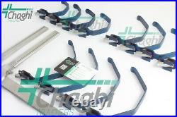 Super-Slide Laminectomy Casper Cervical 13 PCs Set High Blades Titanium Coating