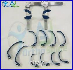 Super-Slide Laminectomy Casper Cervical Retactor Orthopedic spine Instruments