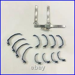 Super-Slide Laminectomy Casper Cervical Retrector Set