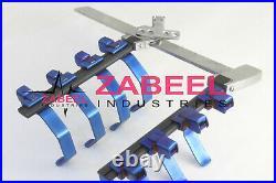 Super slide cravical Retractor Blades Blue Color 13 PC Set Veterinary Orthopedic