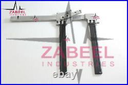 Super slide cravical Retractor Blades titnum 13 PCs Set Veterinary Orthopedic ZI