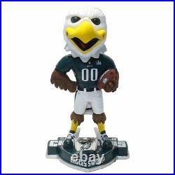 Swoop Mascot Philadelphia Eagles Super Bowl LII Champions Bobblehead NFL
