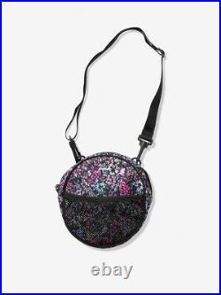 Victorias Secret Pink Floral Tank Shorts Panty Scrunchie Bag Waterbottle Slides