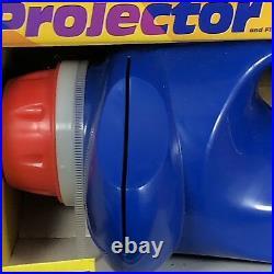 Vintage Mattel VIEW-MASTER Super Show Projector and Flashlight 1 Slide Reel NEW
