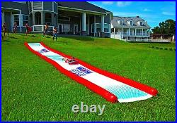 WOW Watersports Super Slide Giant Water Slide for Kids and Adults with Sleds