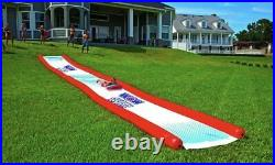 WOW World of Watersports Super Slide 25foot x 6foot with 2 Super Sleds Brand New