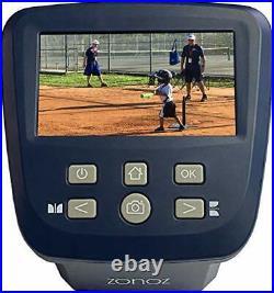 Zonoz FS-Five Digital Film & Slide Scanner Converts 35mm 126 110 Super 8 &